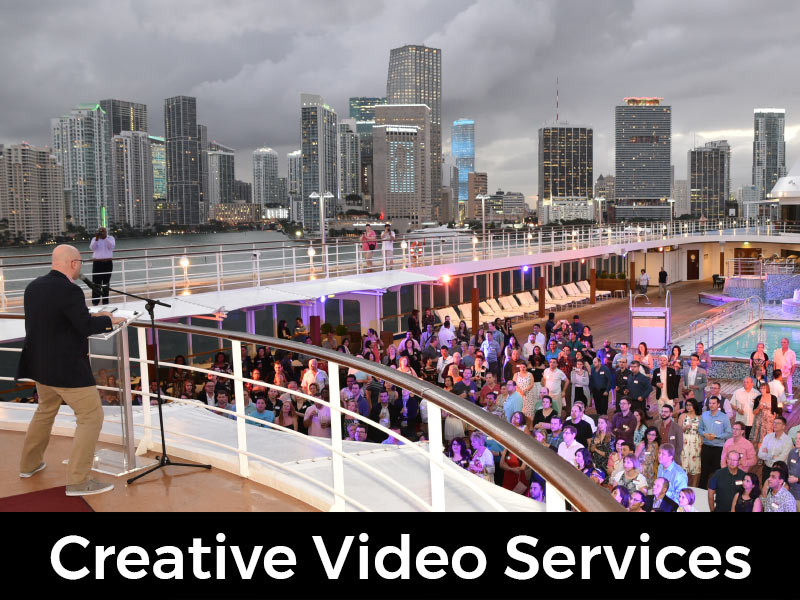 CREATIVE CORPORATE VIDEO SERVICES