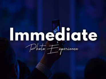 Immediate Photo Experience - Corporate Event Photography
