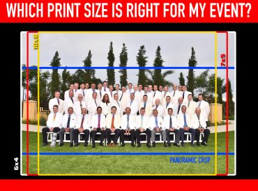 Which Photo Print Size - Corporate Event Photography