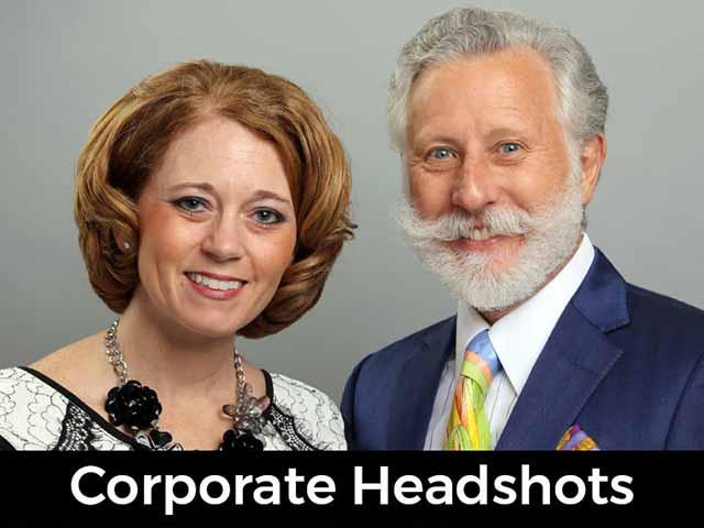 corporate headshot photographers