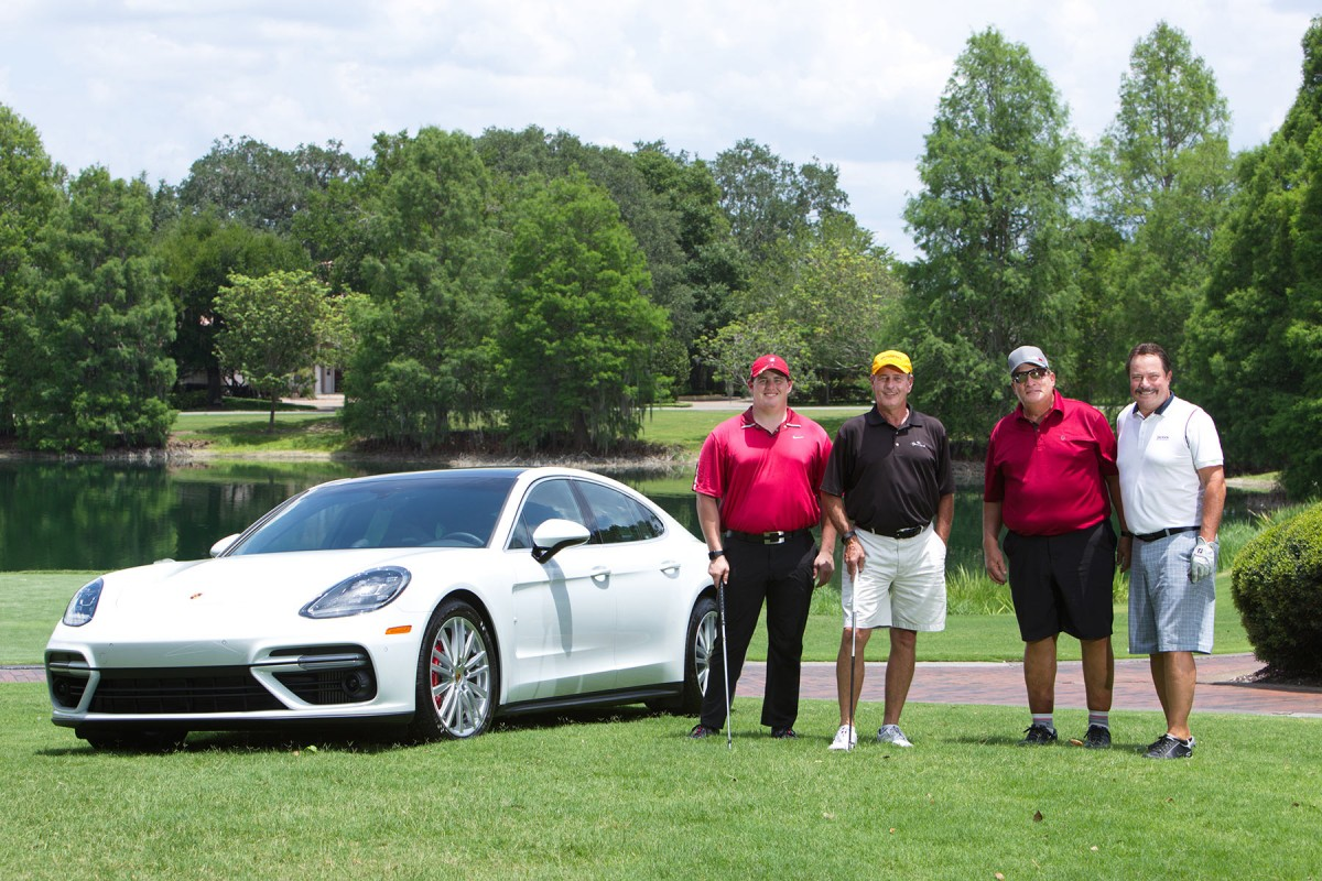 Professional Golf Outing Photography For Corporate Events